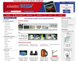 Elektro shop Absolutelektro