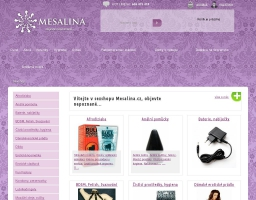 Sex shop Mesalina