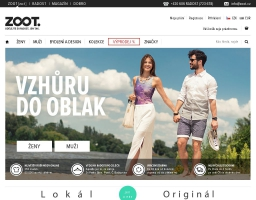 ZOOT | Shopping starts here